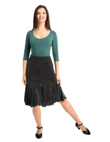 copy of Red dance skirt