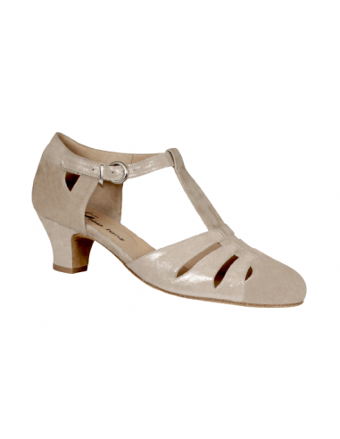 Dance shoes Coco nude beige