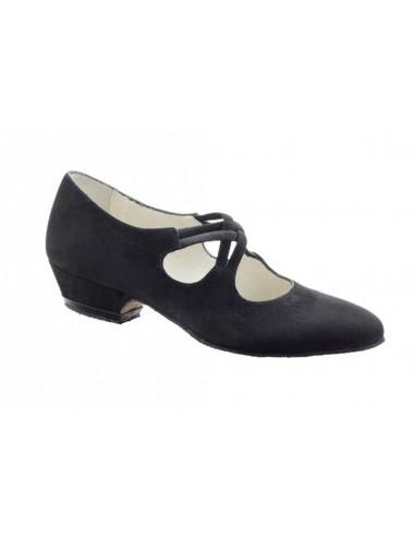 Closed dance shoe 3121
