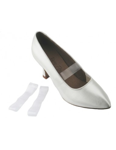 Elastiques pour chaussures de danse de salon