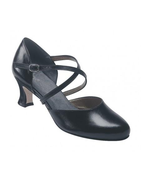 Ladies closed toe shoe 3950