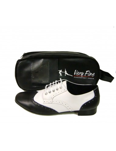 Dance shoe bag with zip
