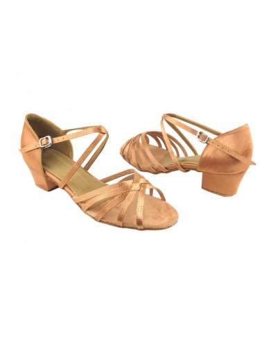 Low heel dance shoe 802