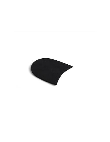 Talonnière remplacement en cuir daim