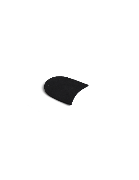 Replacement leather heel tip
