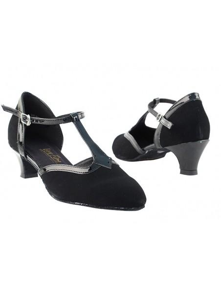 Ladies closed dance shoe 9627FT