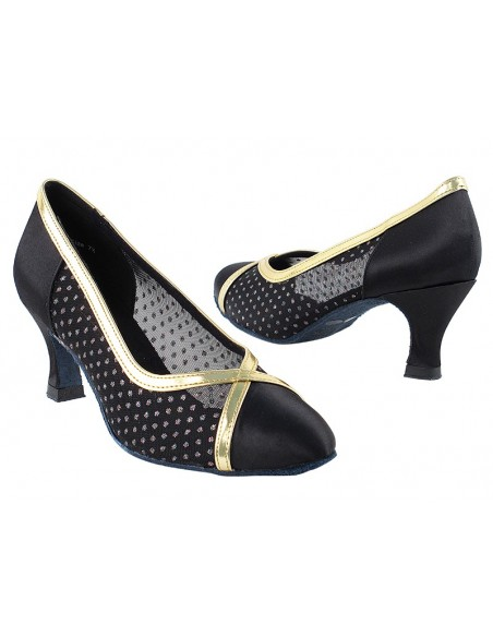 Ladies closed dance shoe 6815