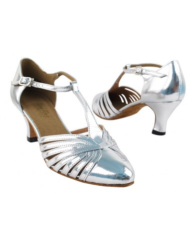 Ladies closed dance shoe 6829