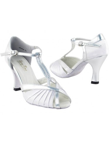 White dance shoe 2707W