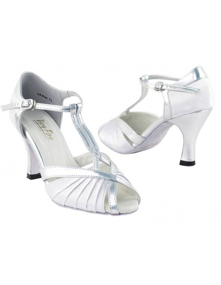 Bridal dance shoe 2707W