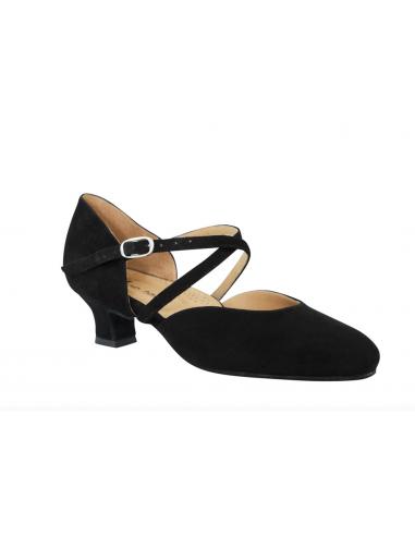 Ladies closed toe shoe 3190