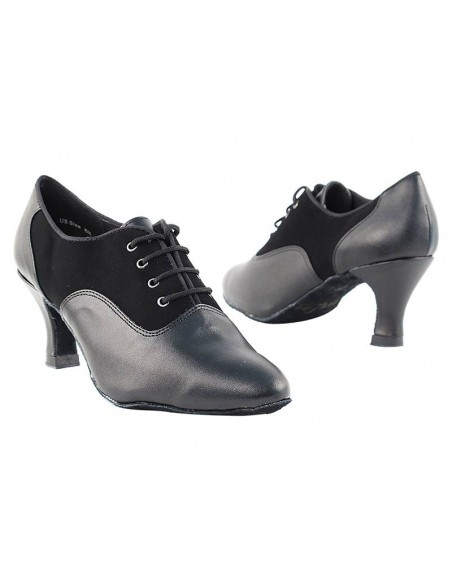 Ladies closed dance shoe 1688