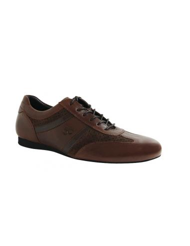 TT Mens dance sneaker brown
