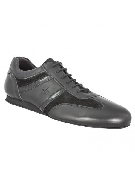 TT Mens dance sneaker black
