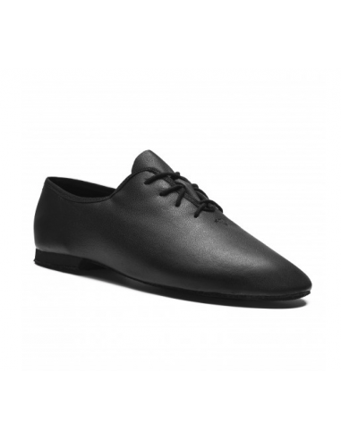 Jazz practise shoe 01F black