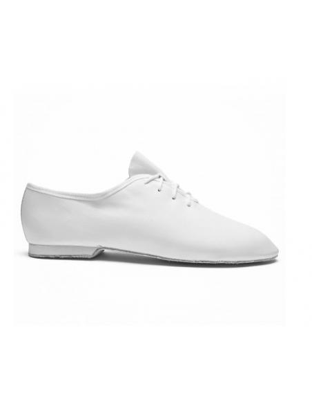 Jazz practise shoe 01F white