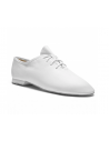 Jazz practise shoe 01F white