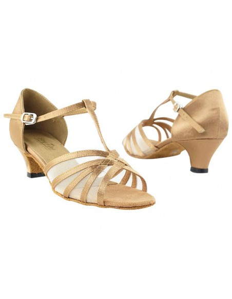 Low heel dance shoe 16612C