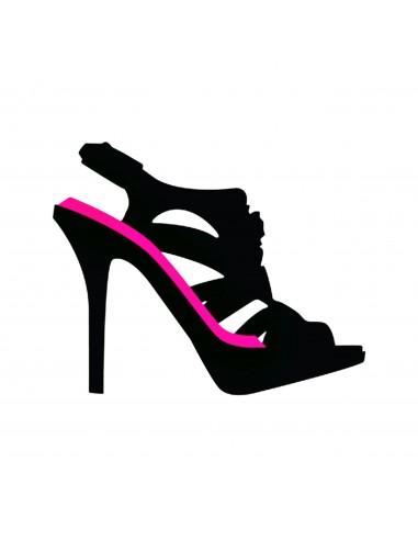 Imbottitura completa per scarpe di ballo