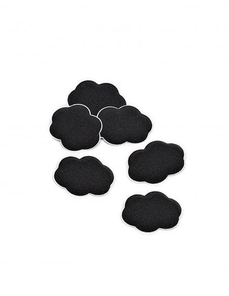 Mini Druckestellenpolster black