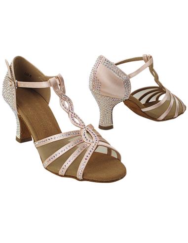 Chaussures de danse strass S1009CC