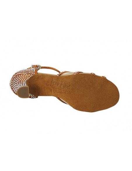 Chaussures de danse avec strass S1009CC