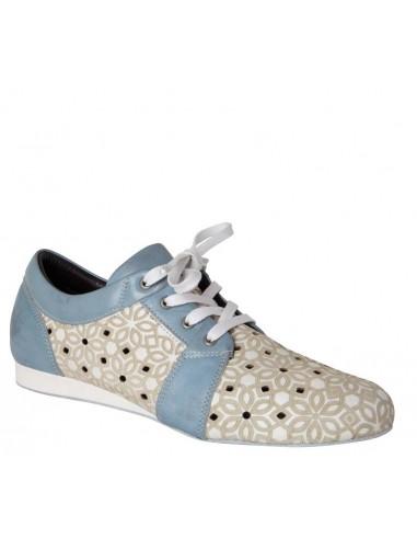 Dancesneaker blue 4008