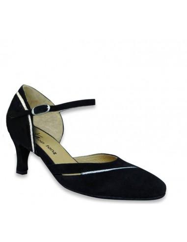 Ladies dance shoe 3662