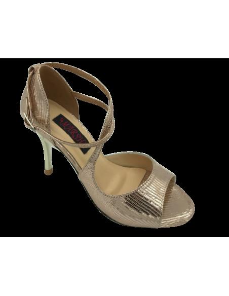 Ladies tango shoe 2876