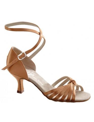 Ladies dance shoe 2454
