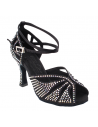 Veryfine dance shoes crystal S1003C