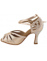 Ladies crystal dance shoe S1003CC