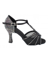 Ladies rhinestone dance shoe S1009CC