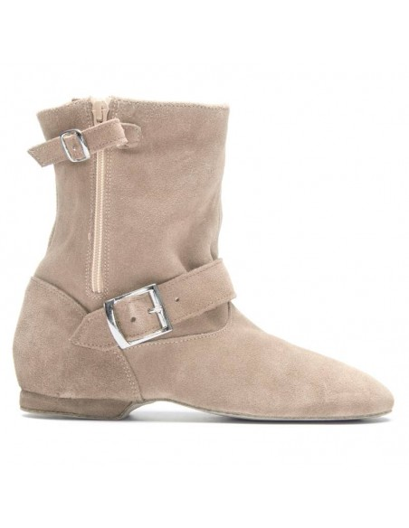 Suede Westcoast Swing Ankle Boot
