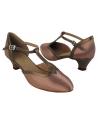 Ladies dance shoe 2719FT - Outlet