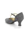 Ladies closed toe shoe 3859