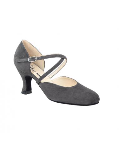 Ladies closed toe shoe 3860