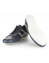 Baskets hommes bleu 1208