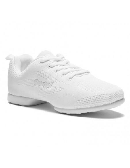 Sneakers da ballo bianco 10002