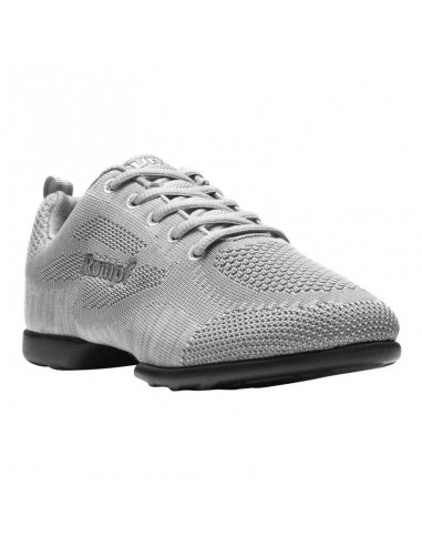 Baskets de danse gris 1025
