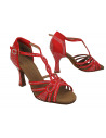 Ladies crystal dance shoe S1008CC