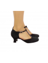 Ladies dance shoe 3450