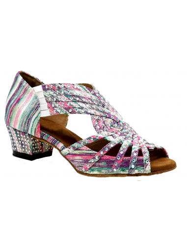 Ladies dance shoe 2795
