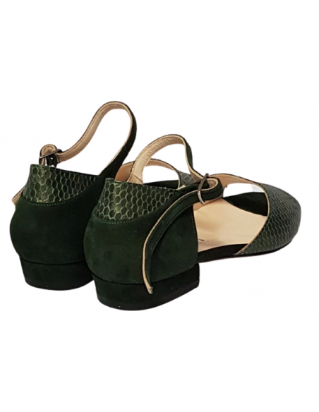 Ladies tango shoe 6012 - Outlet
